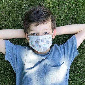 kinder mondmasker wegwerp voor jongens