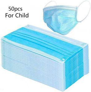 wegwerp mondkapjes voor kinderen
